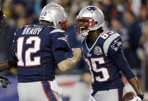 Tom Brady is a strong MVP candidate with 29 TDs and 4 INTs (not a typo, 4 INTs, seriously...)