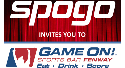 Spogo's Boston Bash